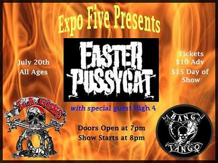 Faster Pussycat and L.A. Guns