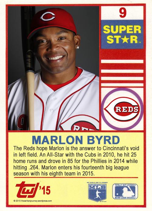 006 Marlon Byrd SUPERSTARb