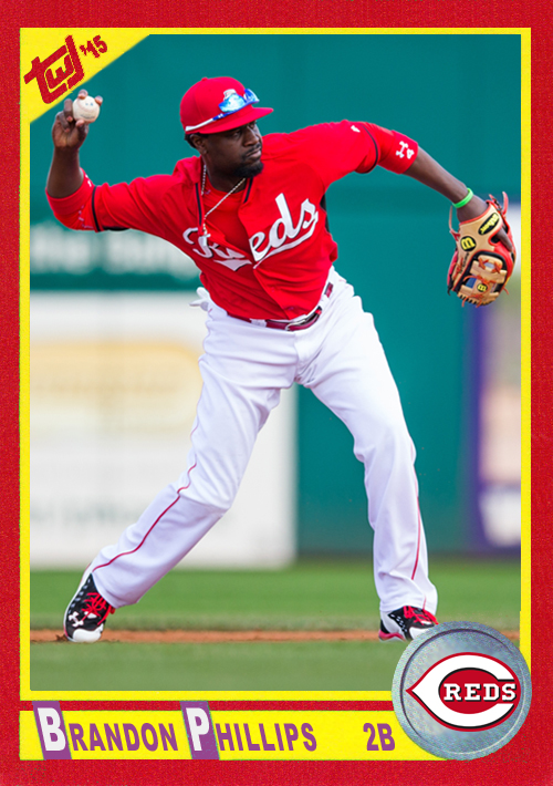 007 Brandon Phillips