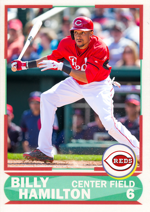 010 Billy Hamilton YOUNG SUPERSTARa