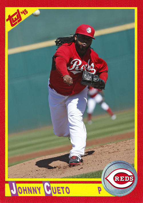 012 Johnny Cueto