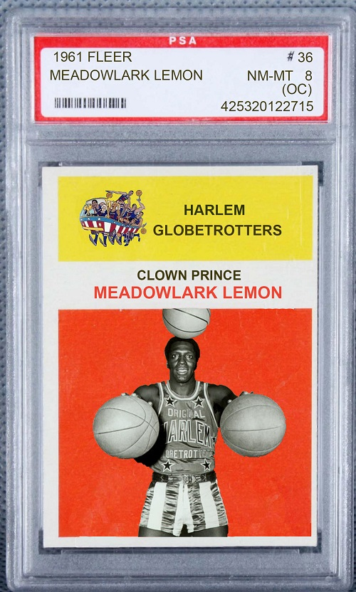 MEADOWLARK LEMON FLEER